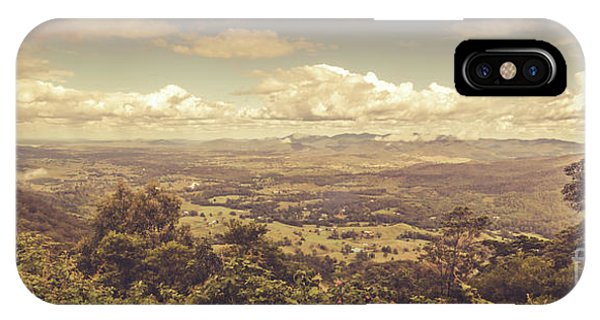 Qld iPhone Case - Mount Mee by Jorgo Photography - Wall Art Gallery