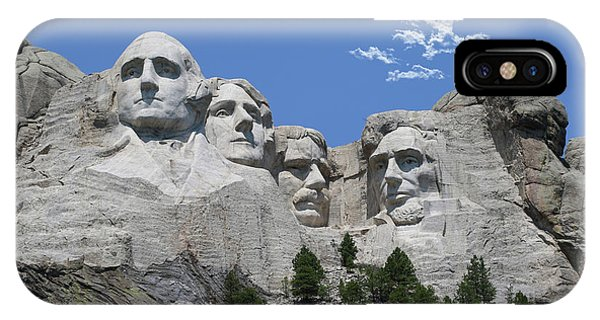 Mount Rushmore IPhone Case