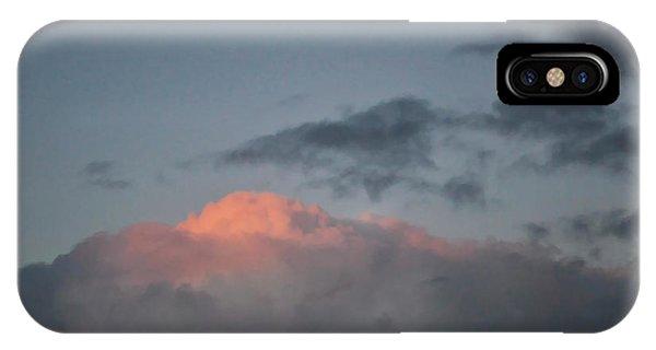 Mountain Cloud IPhone Case