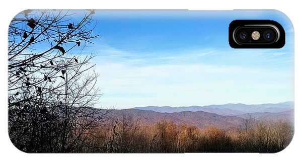 IPhone Case featuring the photograph Mountains For Miles by Rachel Hannah
