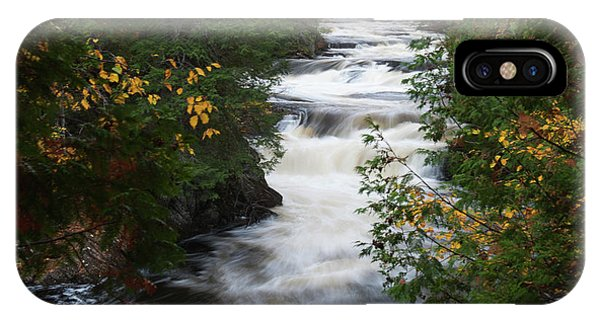 IPhone Case featuring the photograph Moxie Stream by Rick Hartigan