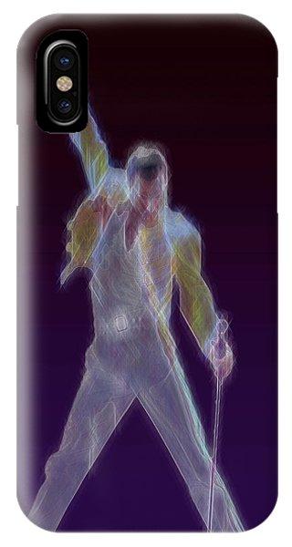 Mr. Fahrenheit IPhone Case
