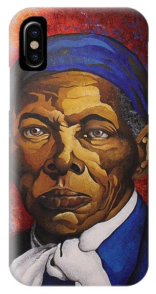 Ms. Tubman IPhone Case