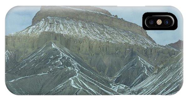 Multi-level Mountains IPhone Case