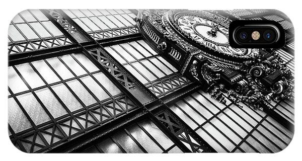 Musee D'orsay IPhone Case