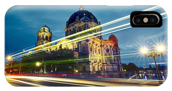 Trip iPhone Case - Museum Island With Berlin Cathedral - by Jaromir Chalabala