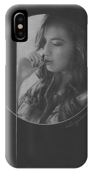 Muted Shadow No. 5 IPhone Case