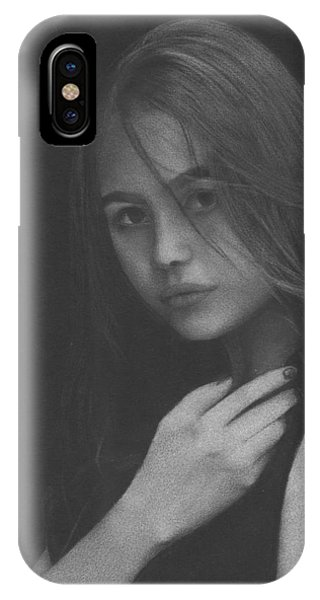 Muted Shadow No. 6 IPhone Case