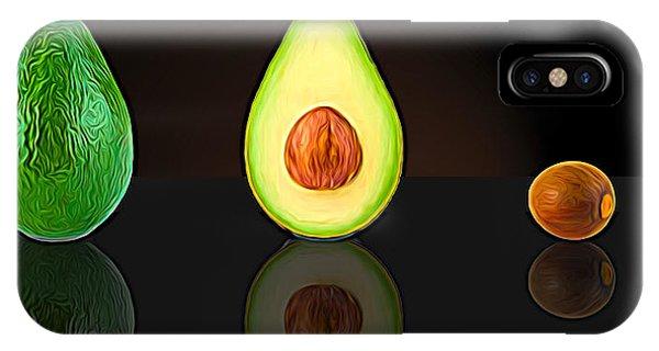 My Avocado Dream IPhone Case