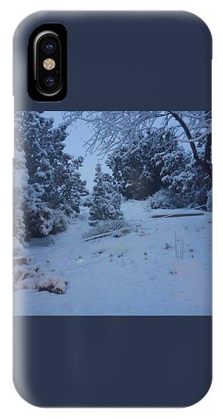 My Colorado Backyard IPhone Case