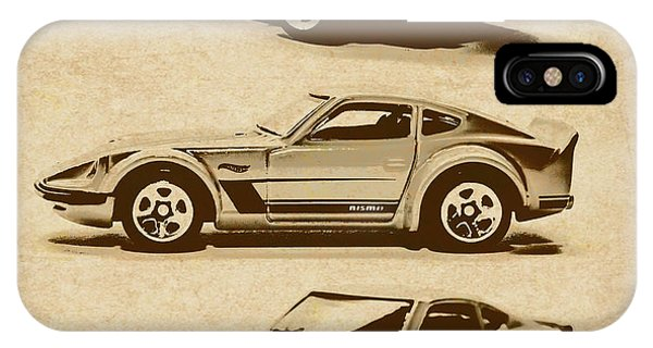 Coupe iPhone Case - My Fairlady  by Jorgo Photography - Wall Art Gallery
