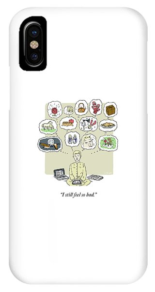 My Favorite Things IPhone Case