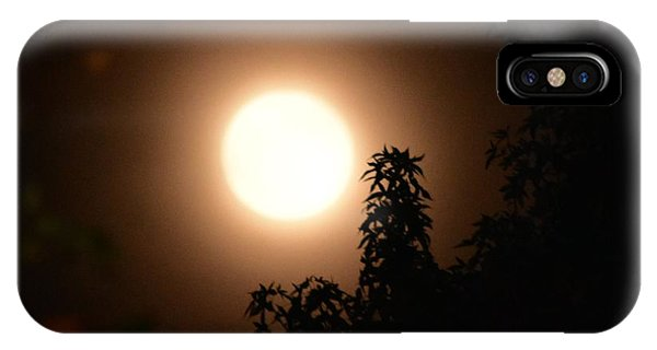 My Hunters Moon IPhone Case
