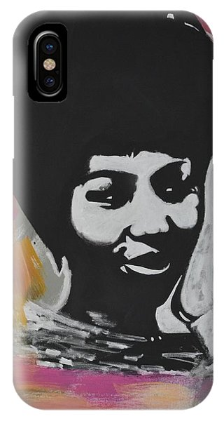 Mz Franklin IPhone Case
