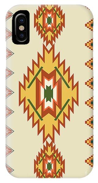 Native American Rug IPhone Case