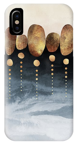 Natural iPhone Case - Natural Abstraction by Elisabeth Fredriksson