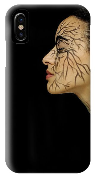 IPhone Case featuring the photograph Nature Runs Through My Veins by ISAW Company