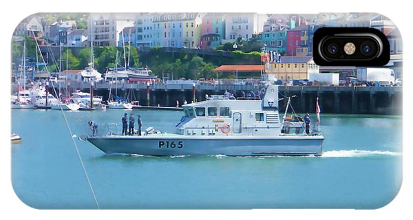 Naval Vessel IPhone Case