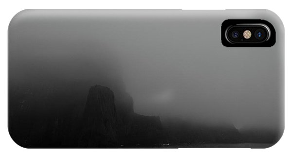 Near The End Of The World IPhone Case