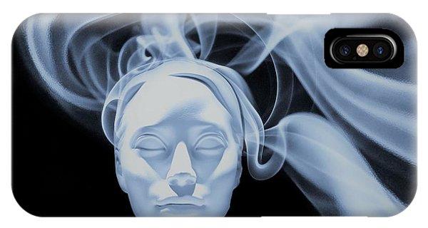Smoke Fantasy iPhone Case - Network by ArtMarketJapan