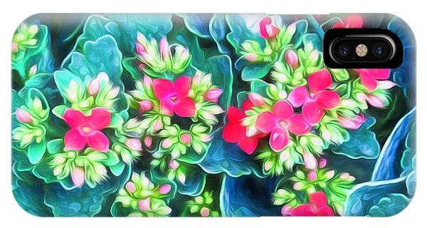 New Blooms IPhone Case