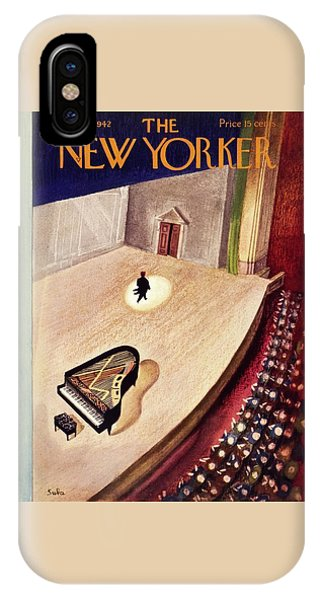 New Yorker April 11th 1942 IPhone Case
