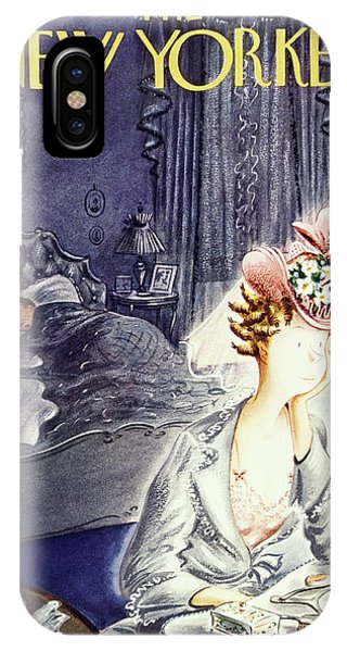 New Yorker April 20th 1946 IPhone Case