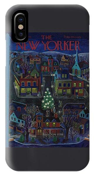 New Yorker December 15, 1951 IPhone Case