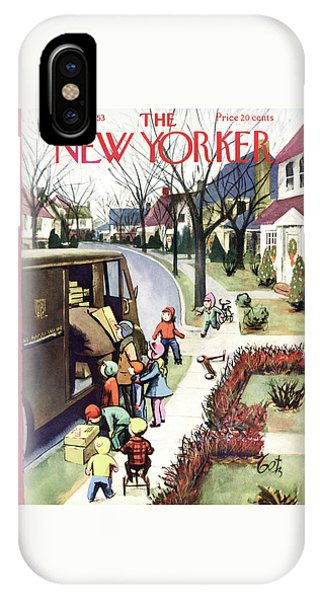 New Yorker December 19, 1953 IPhone Case