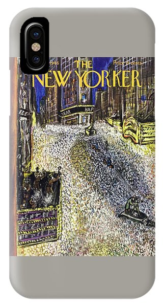 New Yorker December 28, 1946 IPhone Case