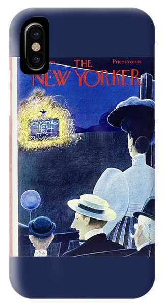 New Yorker July 6 1946 IPhone Case