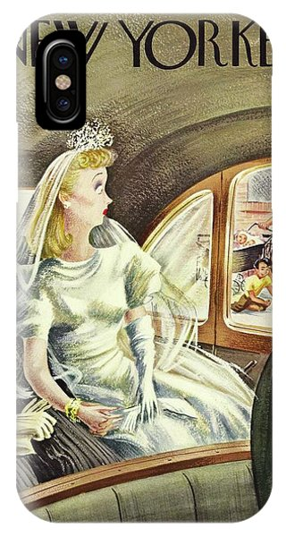 New Yorker June 20th 1942 IPhone Case