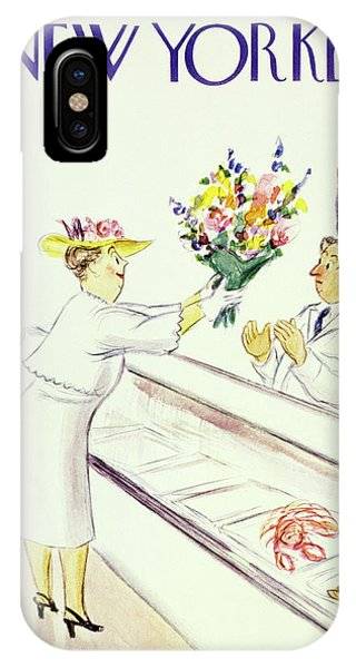 New Yorker June 22nd 1946 IPhone Case