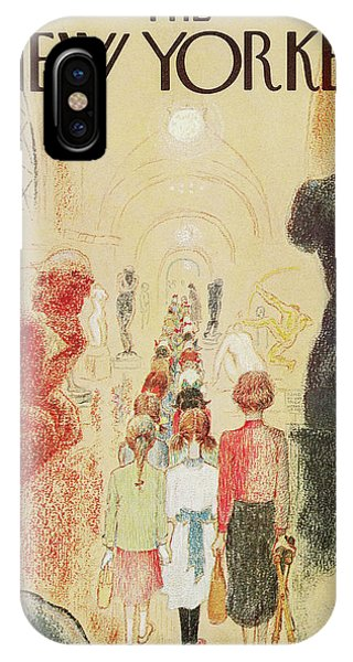New Yorker November 14 1959 IPhone Case