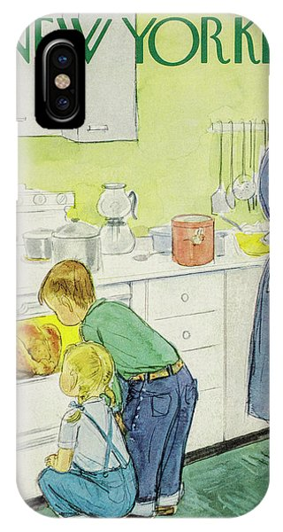New Yorker November 24, 1951 IPhone Case