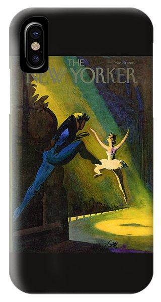 New Yorker November 3, 1951 IPhone Case