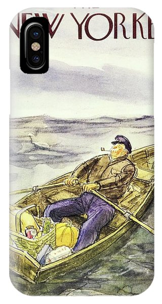 New Yorker November 30th 1946 IPhone Case