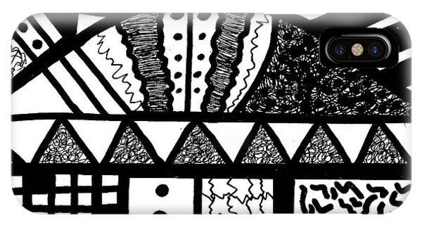 Night And Day 15 IPhone Case