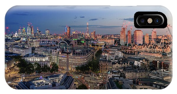 IPhone Case featuring the photograph Night And Day by Stewart Marsden