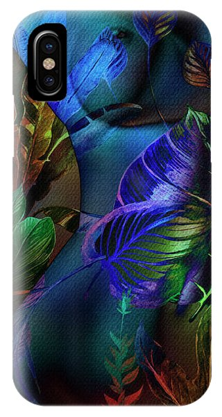 IPhone Case featuring the photograph Night Moves by Edmund Nagele