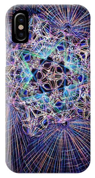 Night Star IPhone Case