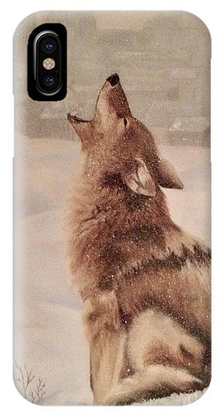 No Place To Roam IPhone Case