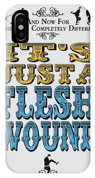 Ok iPhone Case - No02 My Silly Quote Poster by Chungkong Art