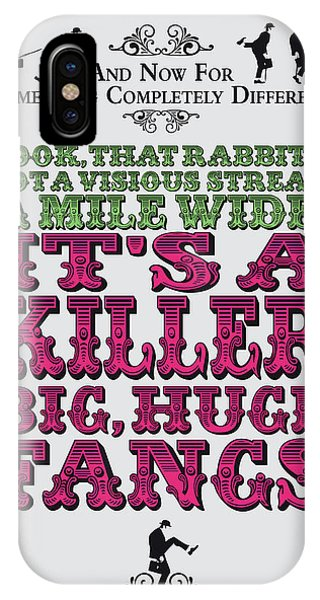 Ok iPhone Case - No06 My Silly Quote Poster by Chungkong Art