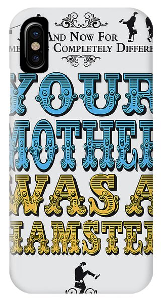 Ok iPhone Case - No15 My Silly Quote Poster by Chungkong Art