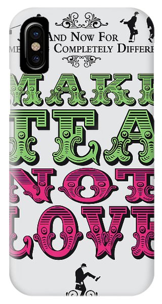 Ok iPhone Case - No16 My Silly Quote Poster by Chungkong Art