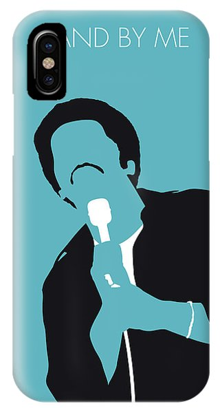 Ben iPhone Case - No265 My Ben E King Minimal Music Poster by Chungkong Art