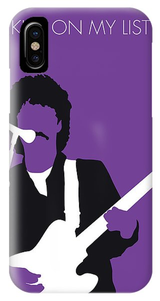 Kiss iPhone Case - No271 My Hall And Oates Minimal Music Poster by Chungkong Art