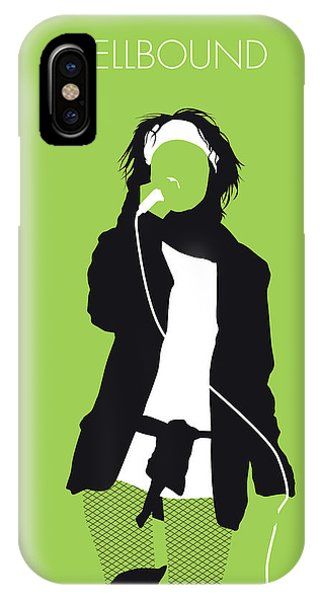 Punk Rock iPhone Case - No296 My Siouxsie And The Banshees Minimal Music Poster by Chungkong Art