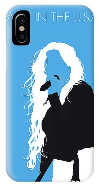 Celebration iPhone Case - No299 My Miley Cyrus Minimal Music Poster by Chungkong Art